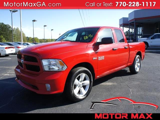 2014 Dodge Ram 1500 Quad Cab 6.5-ft. Bed 2WD