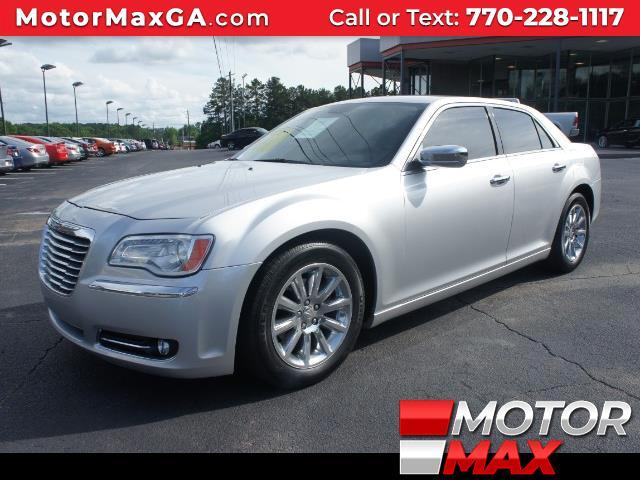 2012 Chrysler 300 LIMITE
