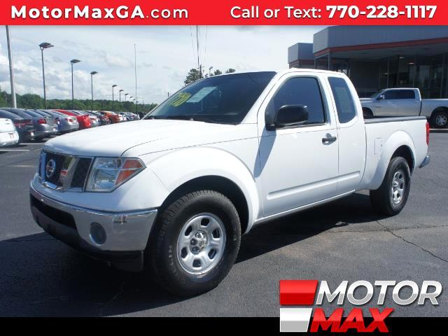2008 Nissan Frontier 2WD King Cab I4 Auto SE