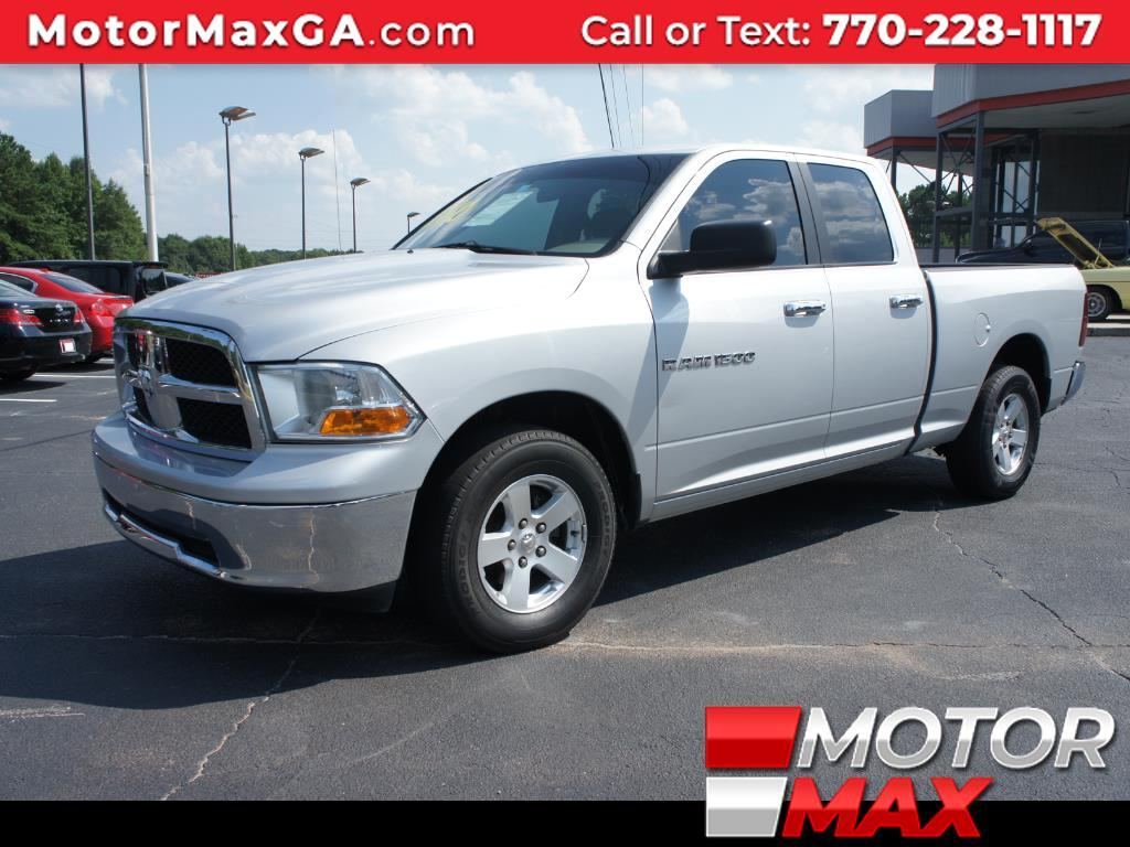Used 2012 Dodge Ram 1500 For Sale In Griffin Ga 30223 Motor Max Tires
