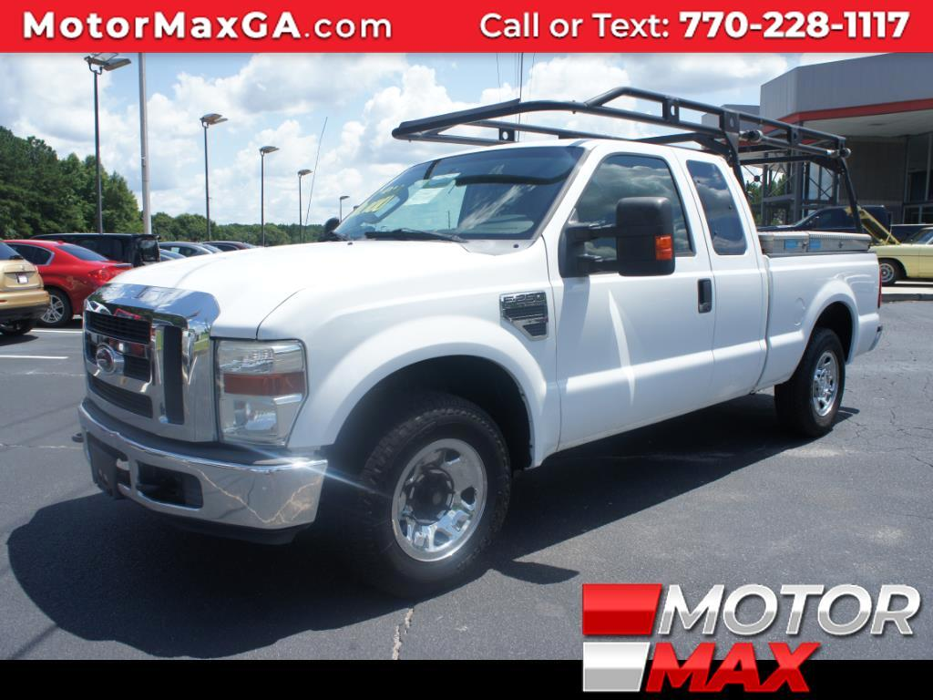 2009 Ford F-250 SD XLT SuperCab 2WD