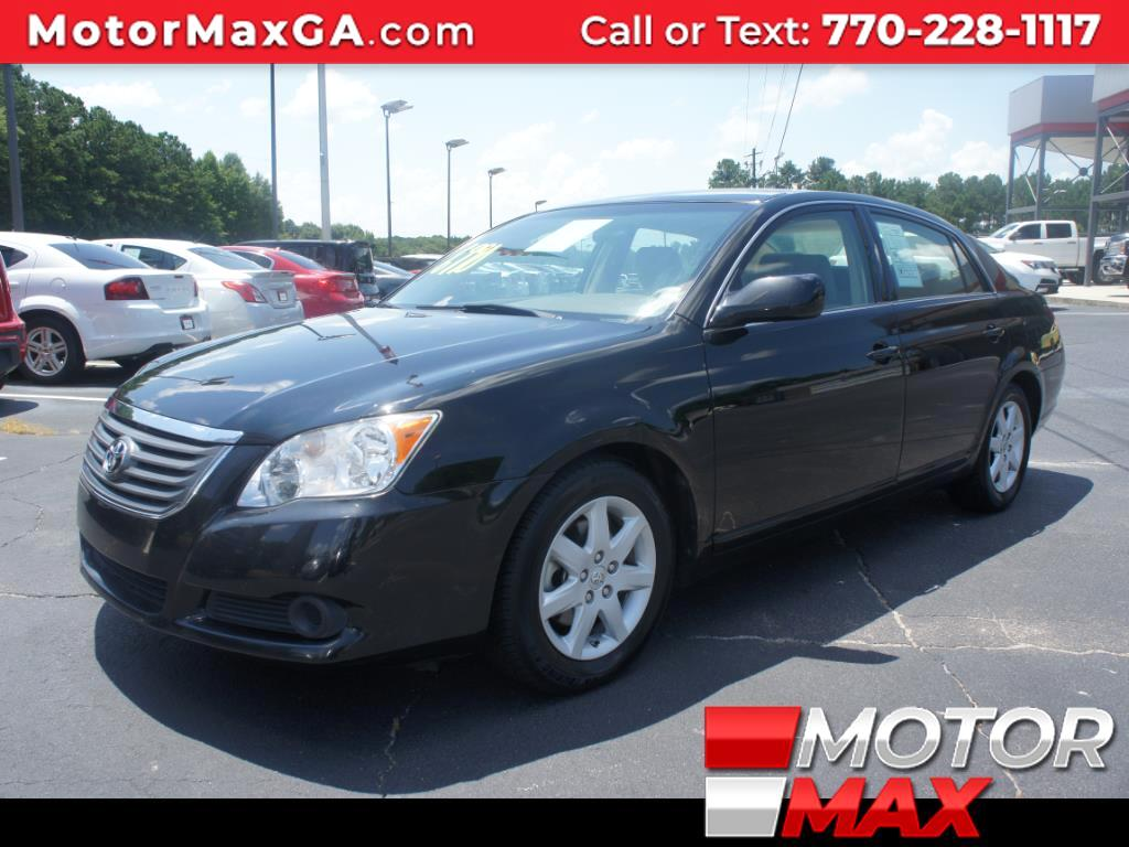 2009 Toyota Avalon 4dr Sdn XL w/Bucket Seats
