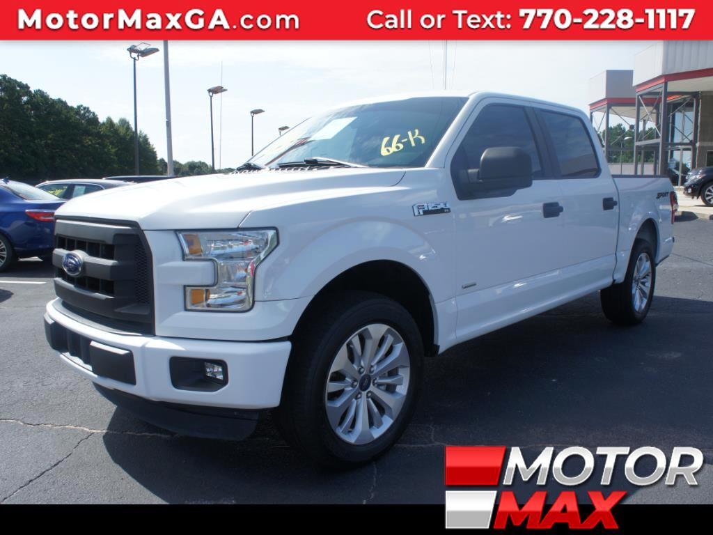 2016 Ford F-150 XL SuperCab 2WD