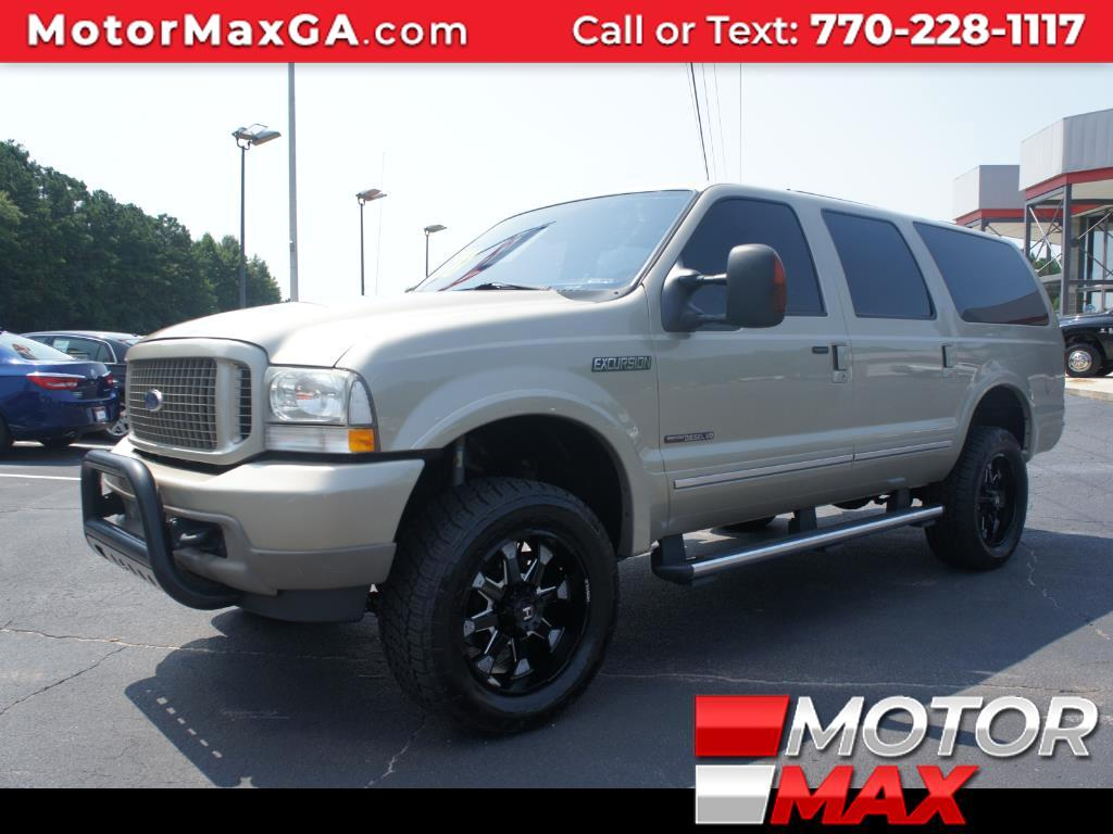 "2004 Ford Excursion 137"" WB Limited 4WD"