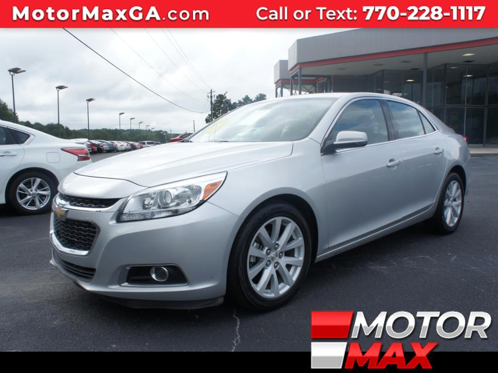 2014 Chevrolet MALIBU 1LT Base