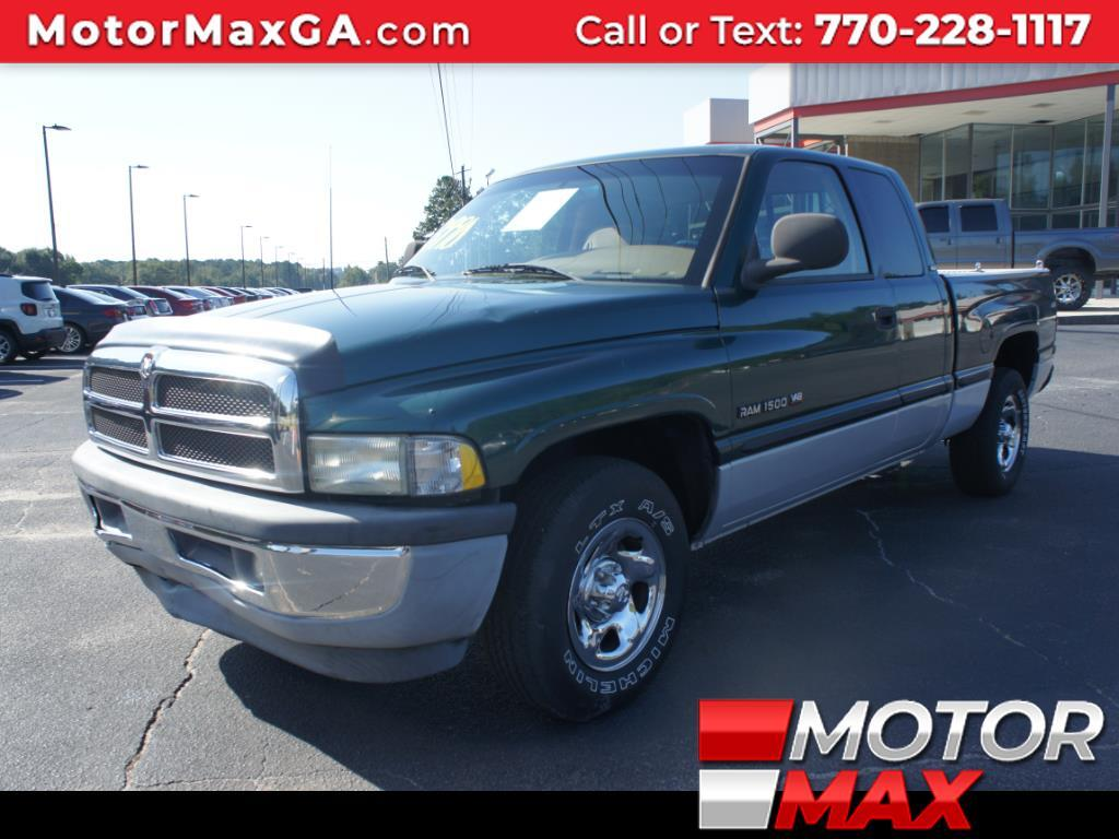 Used 1998 Dodge Ram 1500 For Sale In Griffin Ga 30223 Motor Max