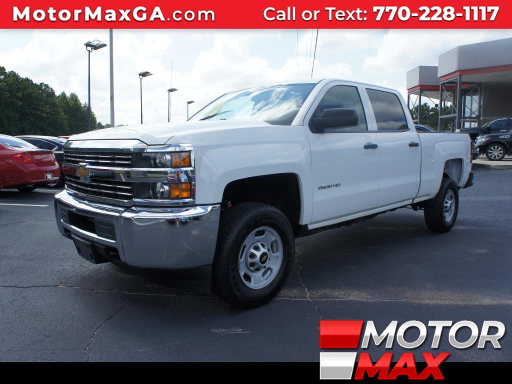 Used Cars For Sale Griffin Ga 30223 Motor Max 1970 Ford Crew Cab 2015 Chevrolet Silverado 2500 Work Truck 4wd