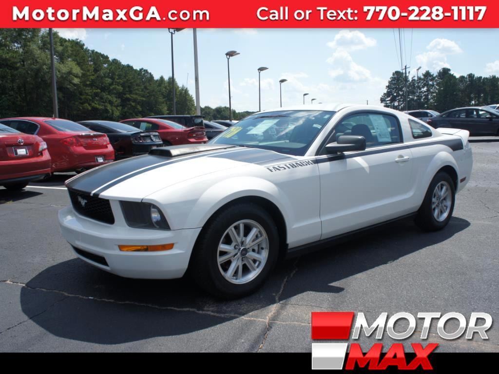 2007 Ford Mustang 2dr Coupe