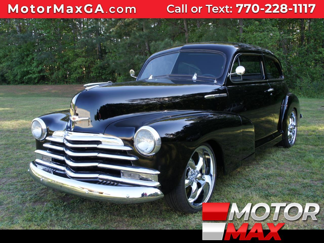 Chevrolet coupe  1948