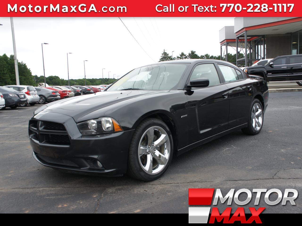 2011 Dodge Charger R/T HEMI
