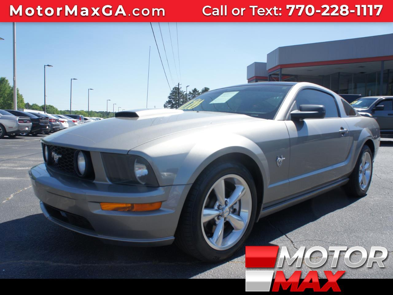 2009 Ford MUSTANG GT 2DR COUPE