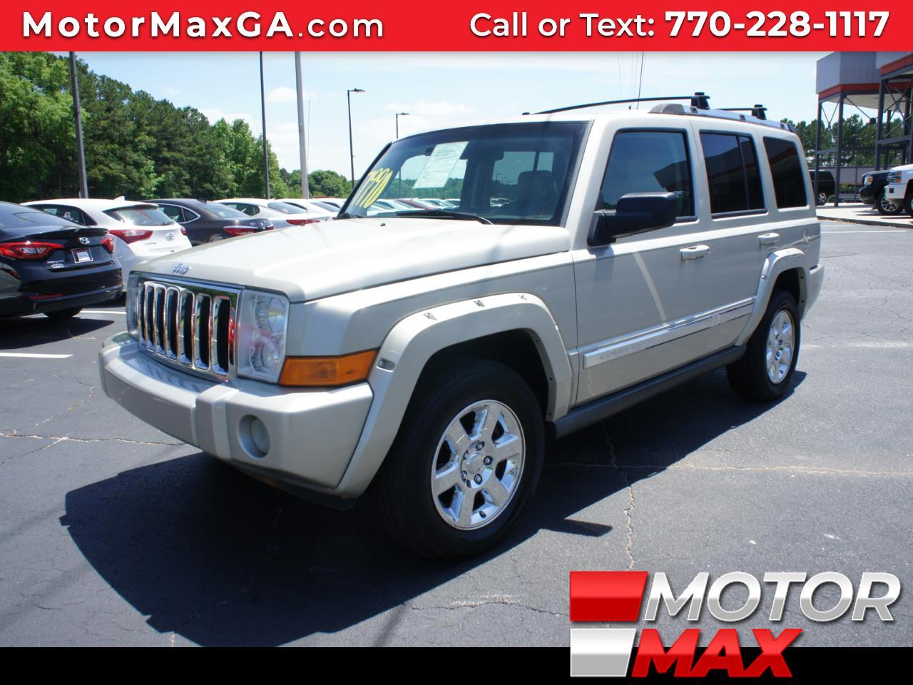 2007 Jeep Commander 2WD 4DR LIMITED HEMI