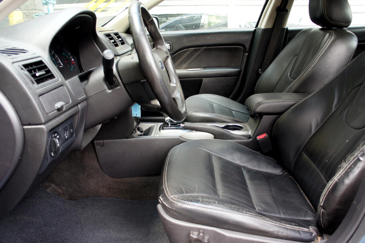 Ford Fusion V6 Sport FWD 2010