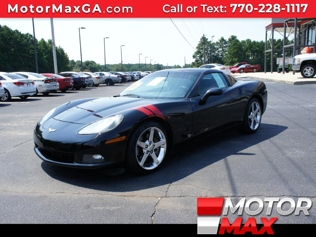 2006 Chevrolet Corvette 2dr Coupe 6-Speed