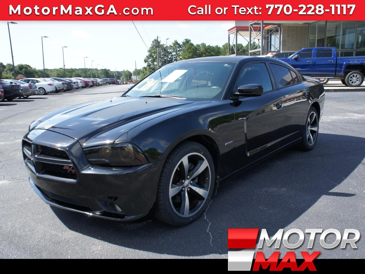 2013 Dodge Charger R/T Hemi