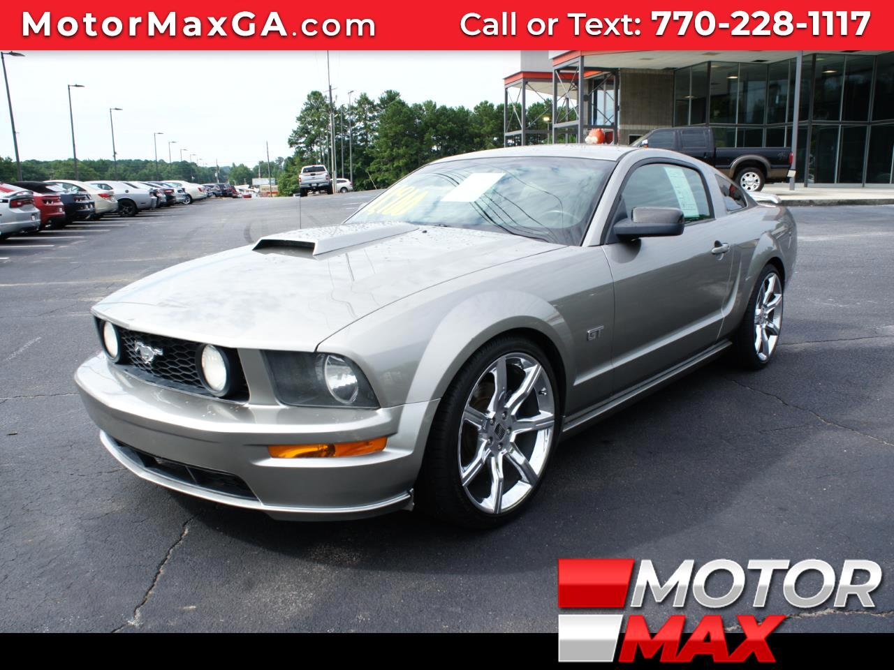 Ford Mustang 2dr Coupe GT 2008
