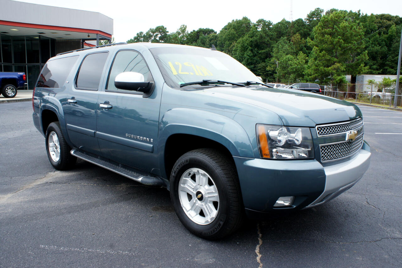 Chevrolet Suburban 4dr 1500 4WD Z71 Off Road 2008