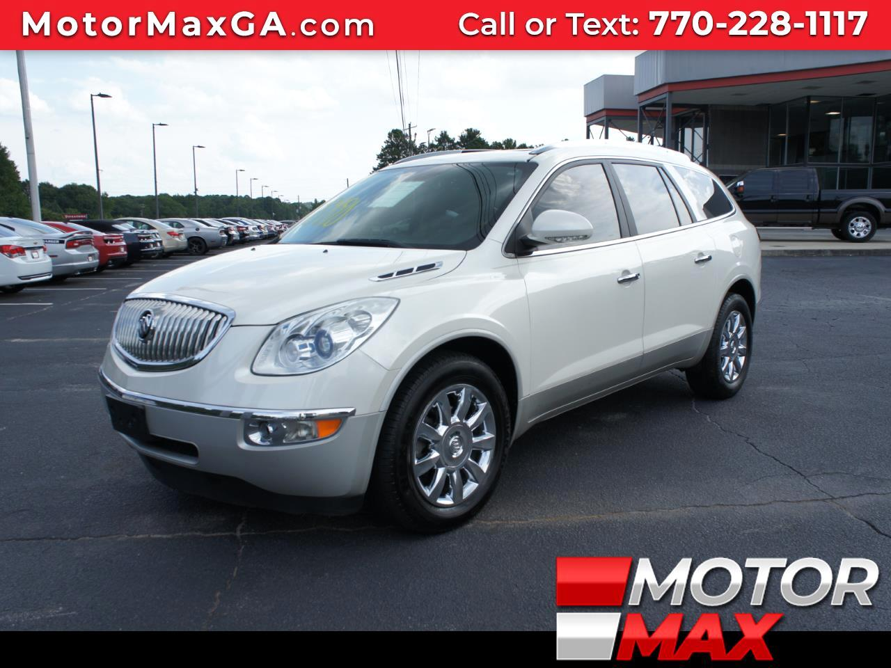 2011 Buick Enclave CXL AWD 4dr SUV