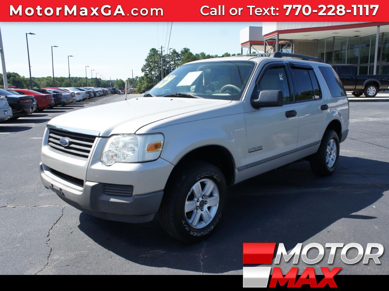 2006 Ford Explorer XLS 2WD