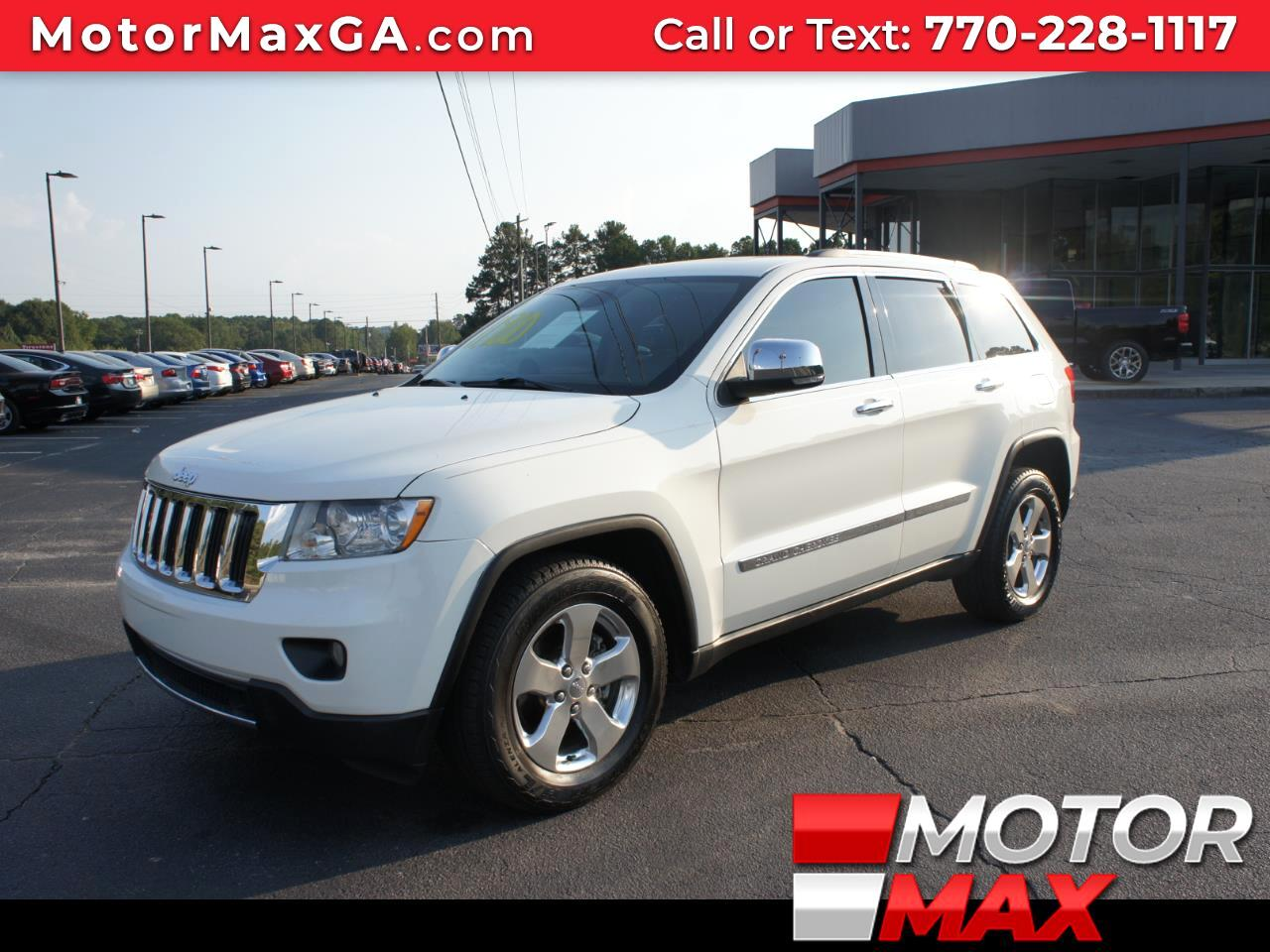 2011 Jeep Grand Cherokee 2WD 4dr Limited