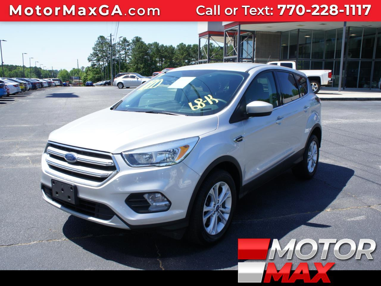 Ford Escape SE 4WD 2017