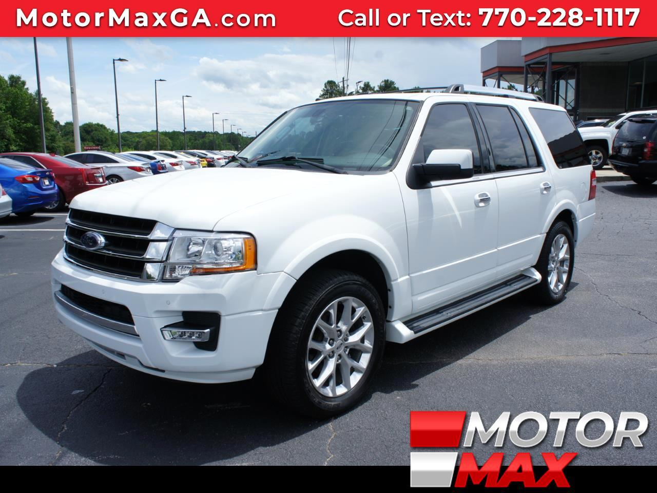 Ford Expedition 2WD 4dr Limited 2017