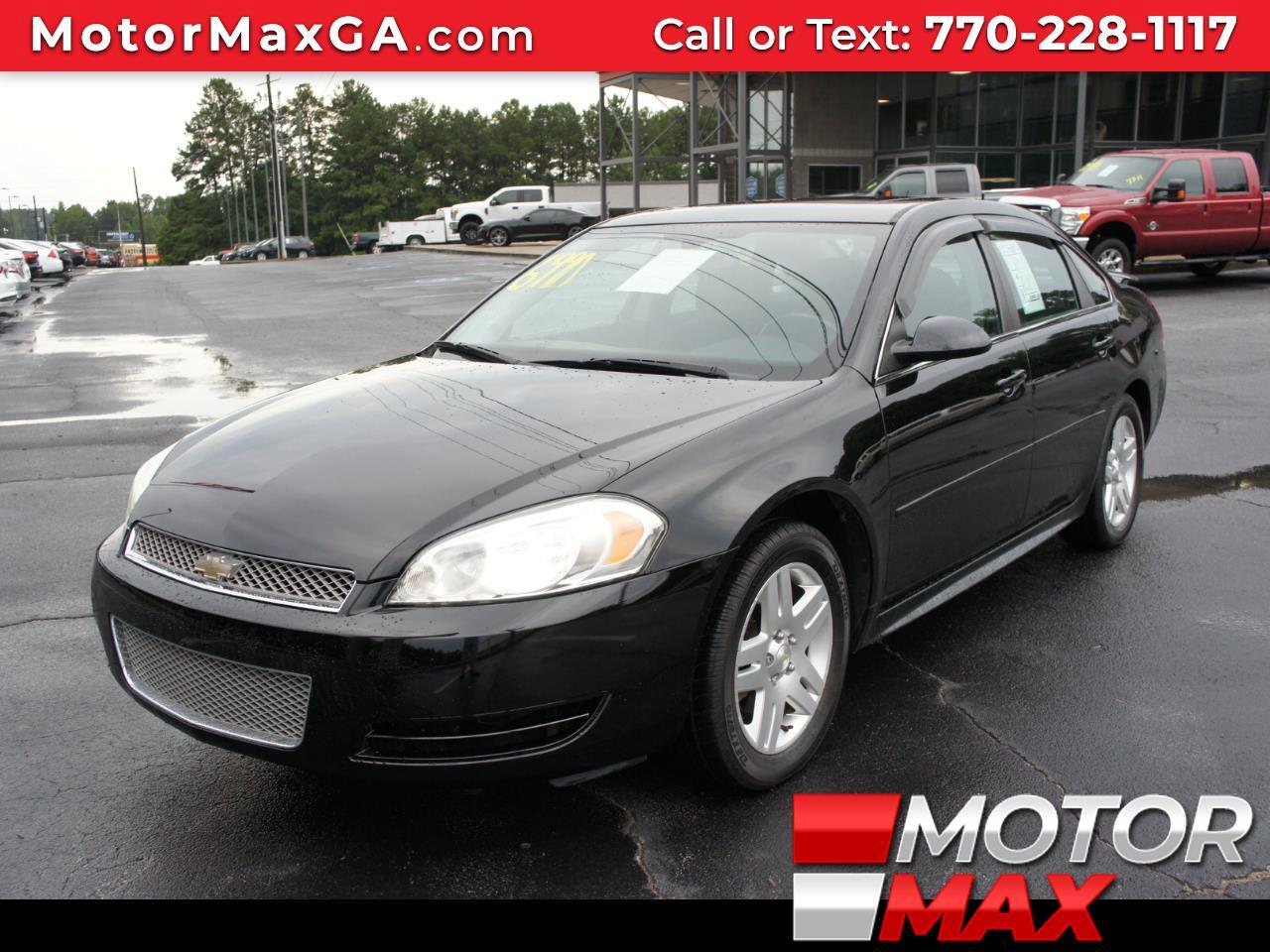 Chevrolet Impala LT (Fleet) 2013