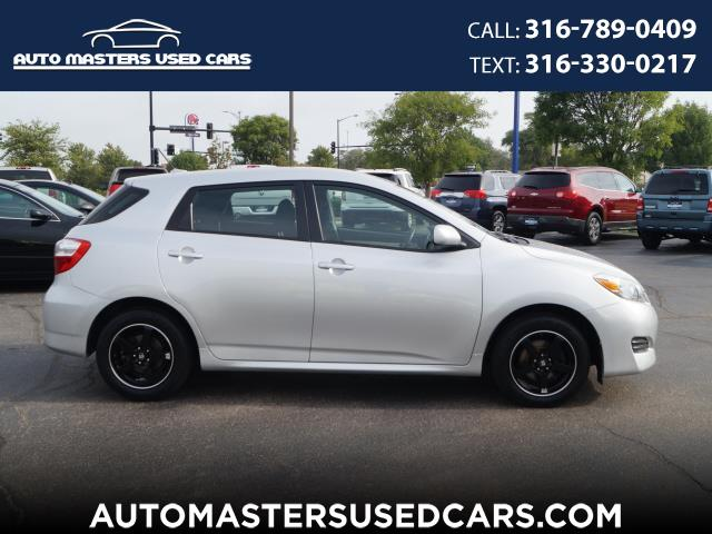 2009 Toyota Matrix 5dr Wgn Man FWD (Natl)