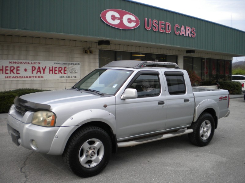 2001 Nissan Frontier XE Crew Cab 4WD