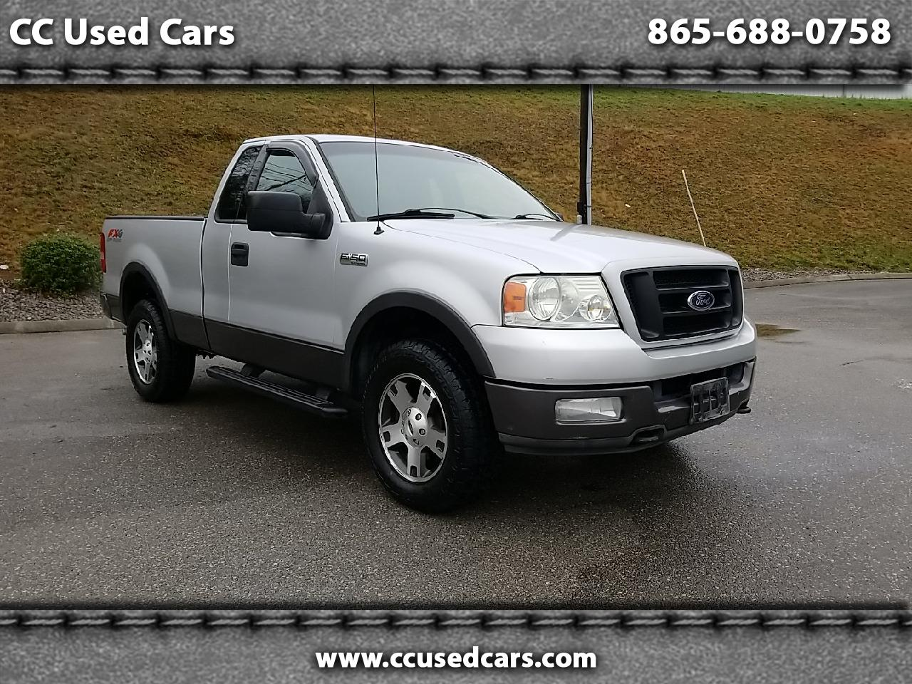 Ford F-150 XL 4WD 2004
