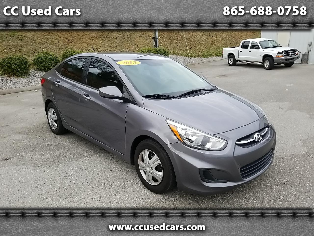 Hyundai Accent GLS 4-Door 6A 2015