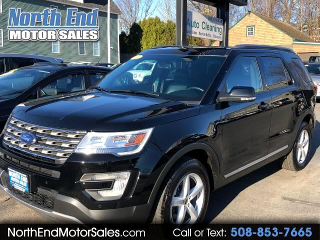 2017 Ford Explorer XLT 4WD