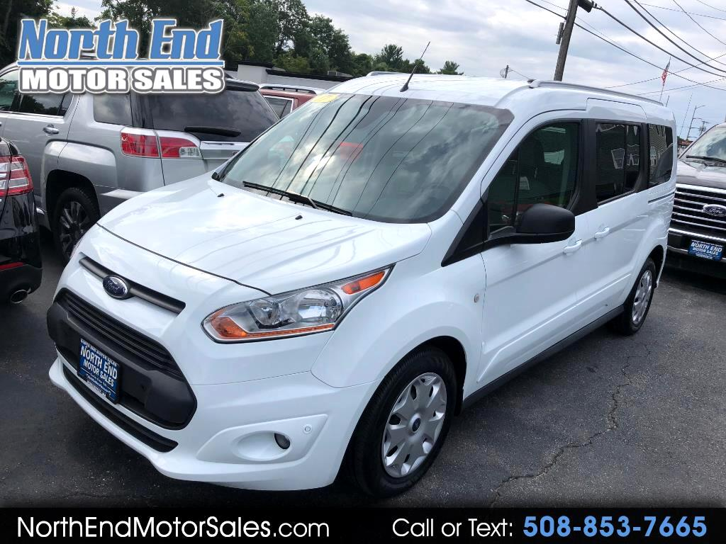 2017 Ford Transit Connect Wagon XLT LWB w/Rear Symmetrical Doors