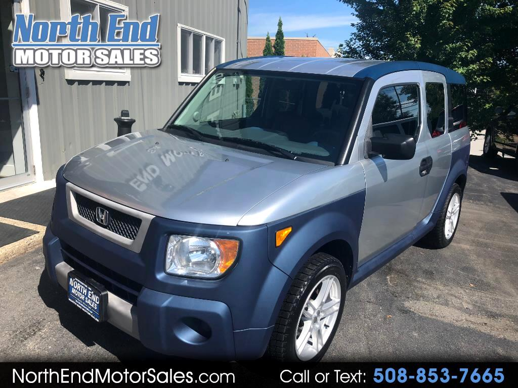 2006 Honda Element 4WD EX AT