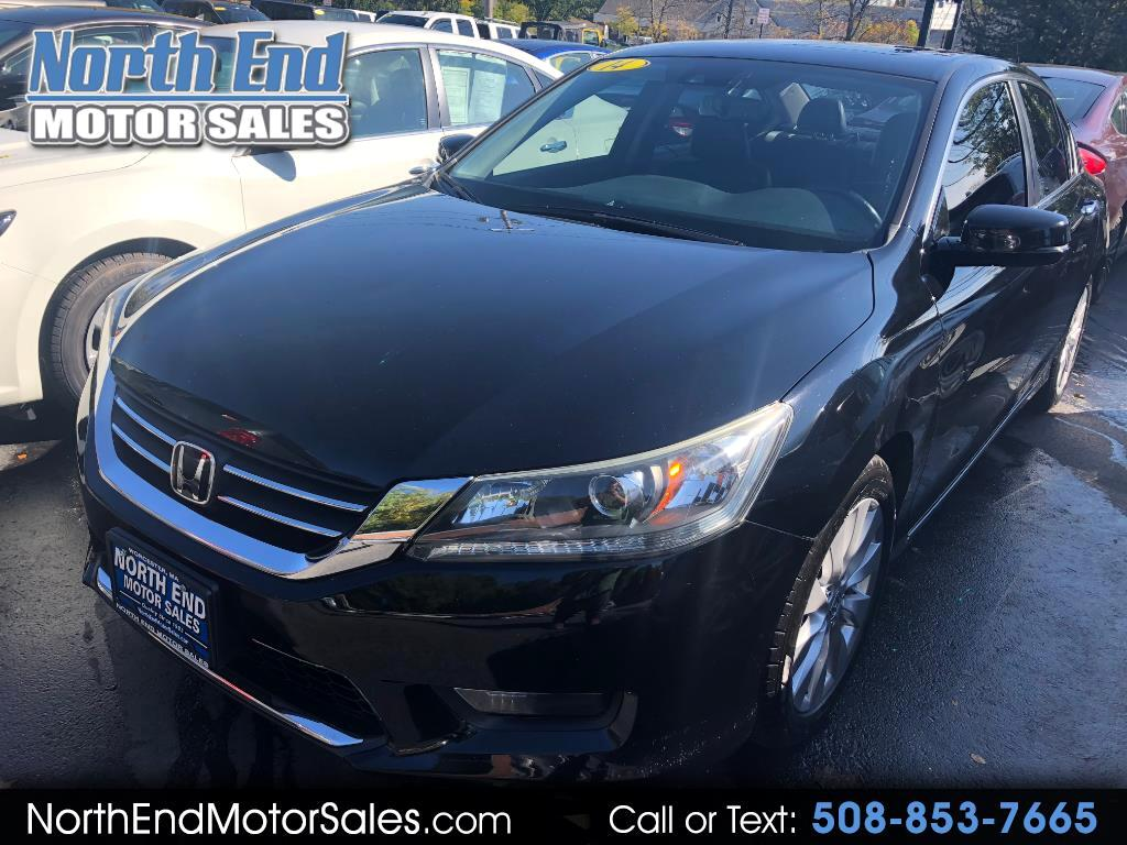 2014 Honda Accord Sedan EX-L CVT