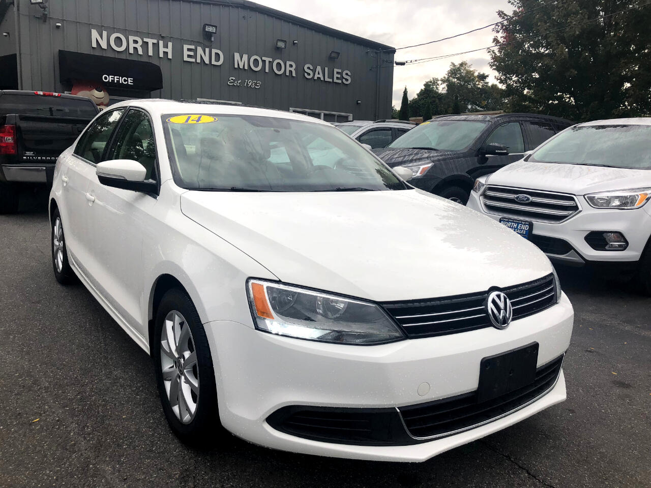 2014 Volkswagen Jetta Sedan 4dr Auto SE w/Connectivity/Sunroof PZEV