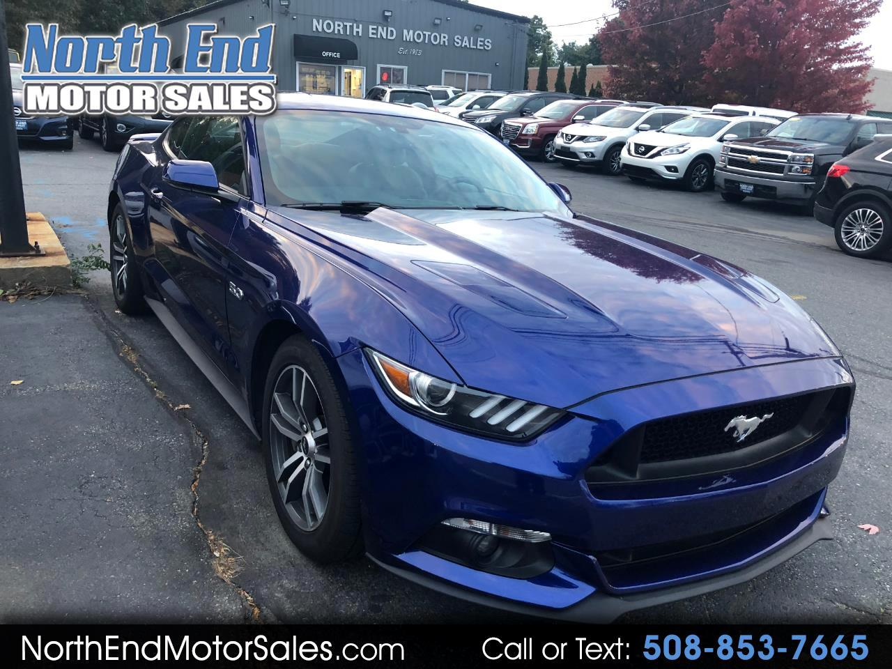 2016 Ford Mustang 2dr Cpe GT Premium
