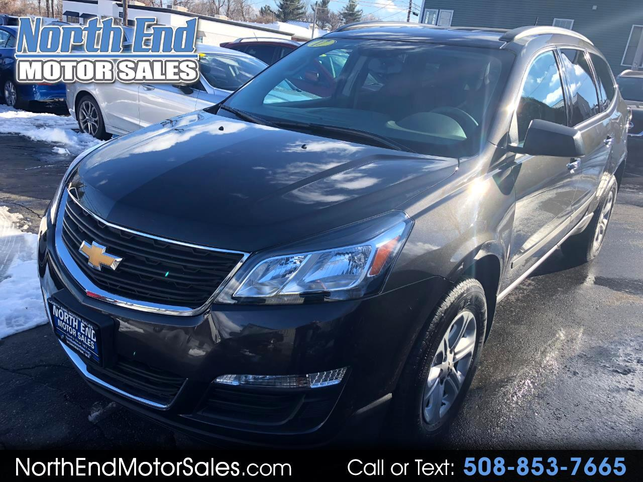 2017 Chevrolet Traverse AWD 4dr LS