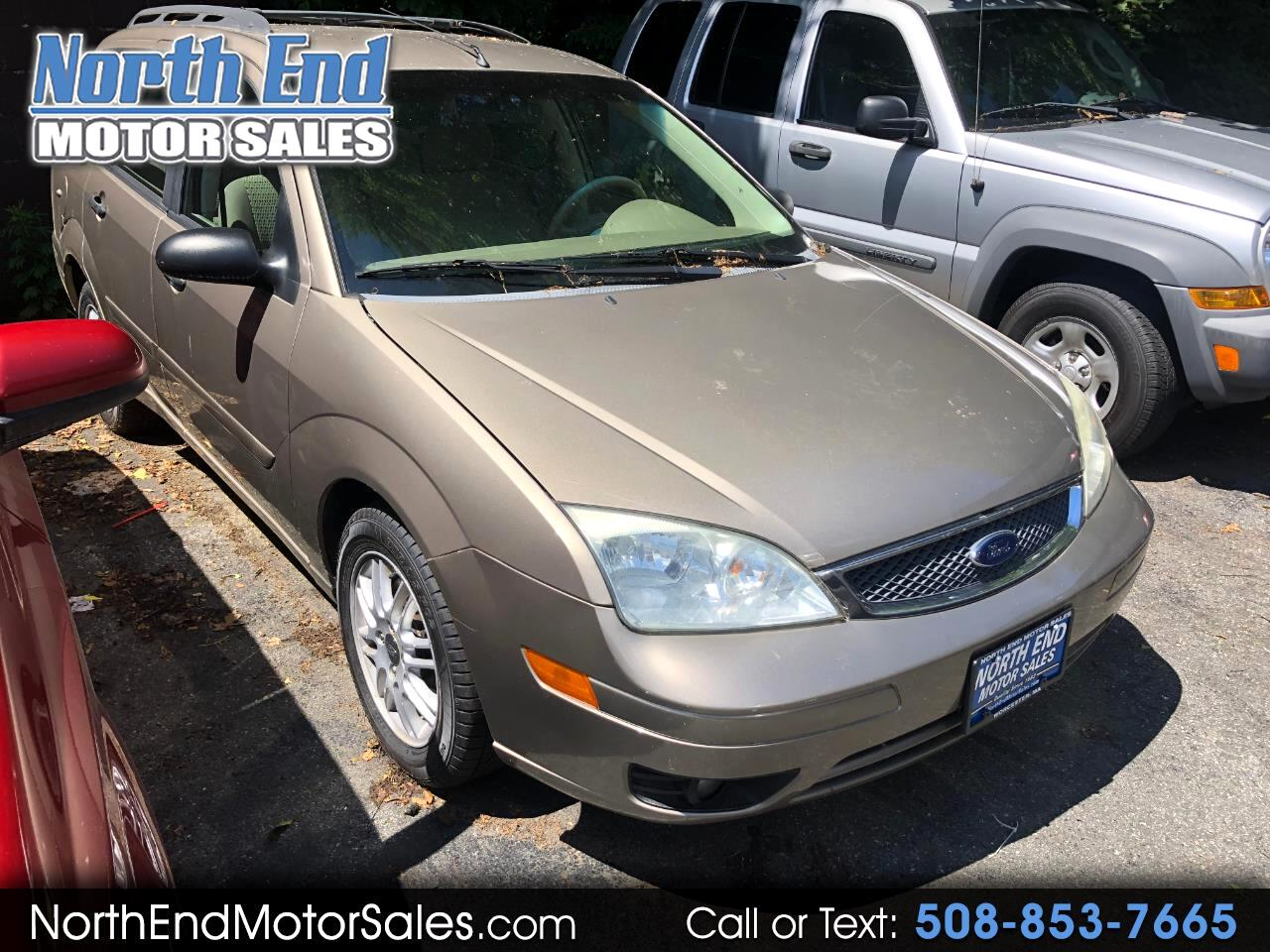 2005 Ford Focus 4dr Wgn ZXW SES