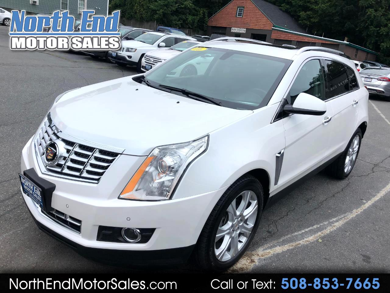 2016 Cadillac SRX AWD 4dr Performance Collection