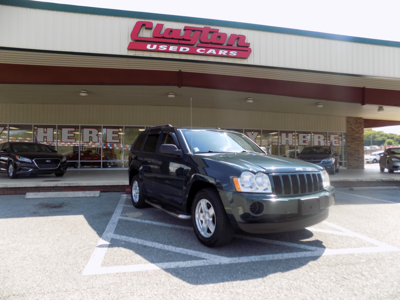 Used Car Dealerships Knoxville Tn >> Used 2005 Jeep Grand Cherokee Laredo 4wd For Sale In