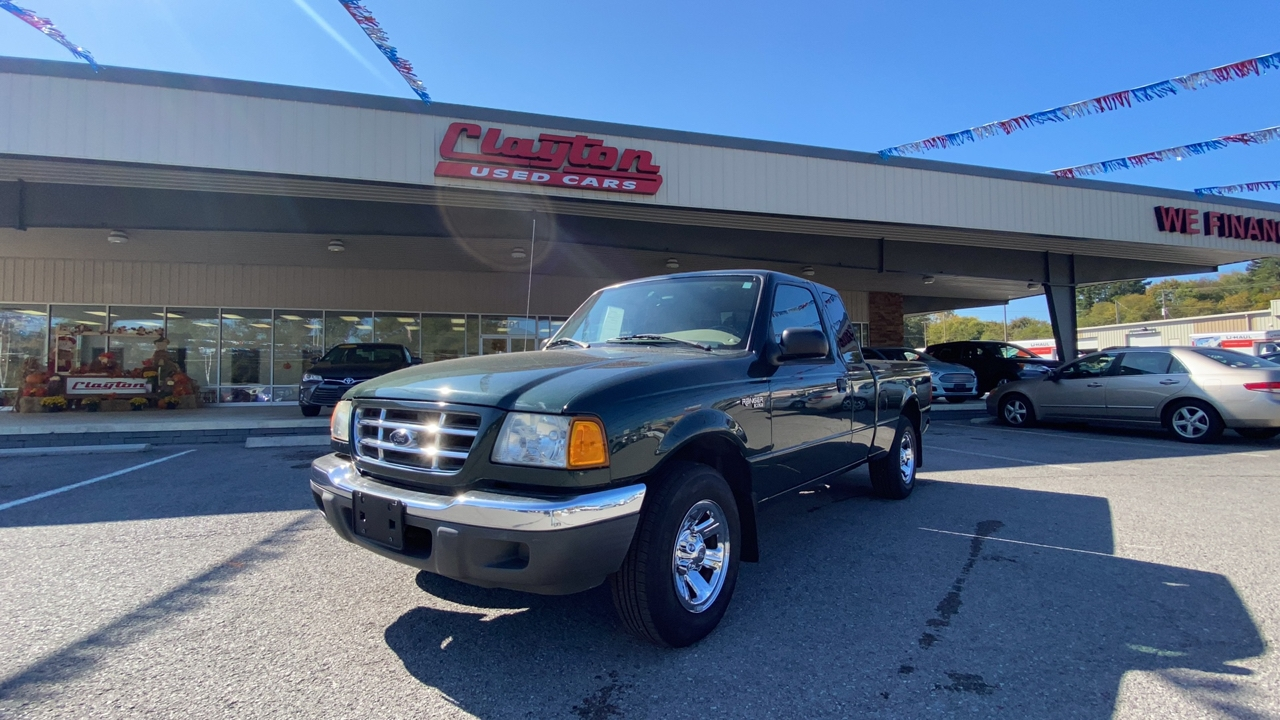 Ford Ranger XLT SuperCab 2WD - 383A 2002