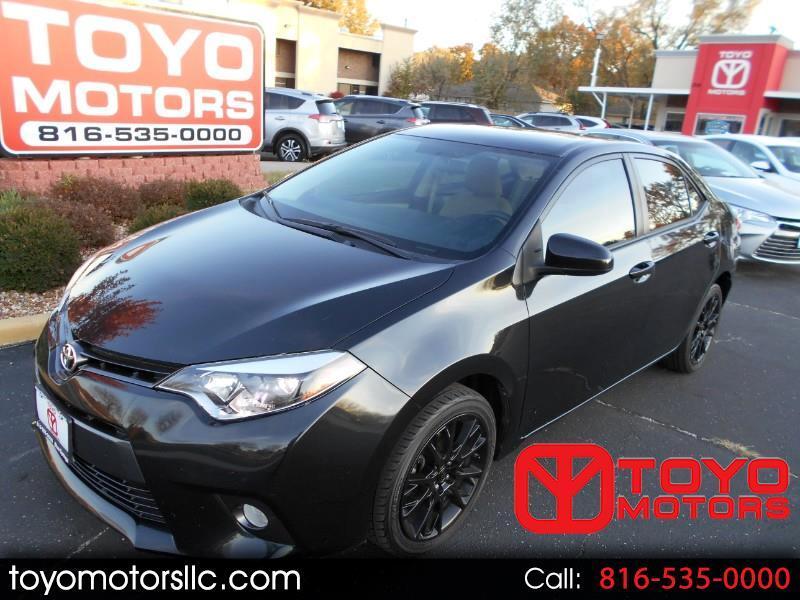 Toyota Corolla LE Plus CVT 2016