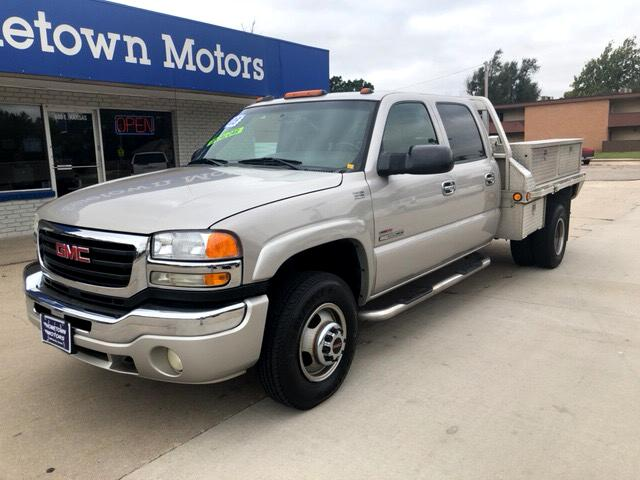 2005 GMC Sierra 3500 3500