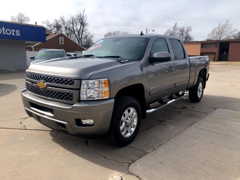 2014 Chevrolet Silverado 2500HD HEAVY DUTY LT