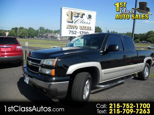 2007 Chevrolet Silverado Classic 1500 LS Ext. Cab Long Box 4WD