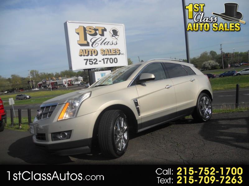 2010 Cadillac SRX Performance Collection AWD