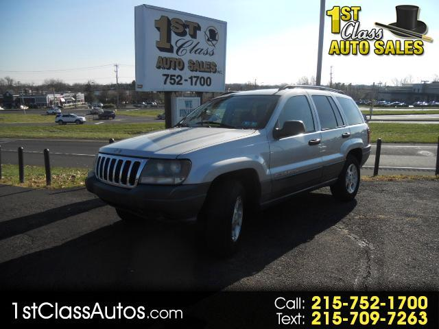 2002 Jeep Grand Cherokee Special Edition 4WD