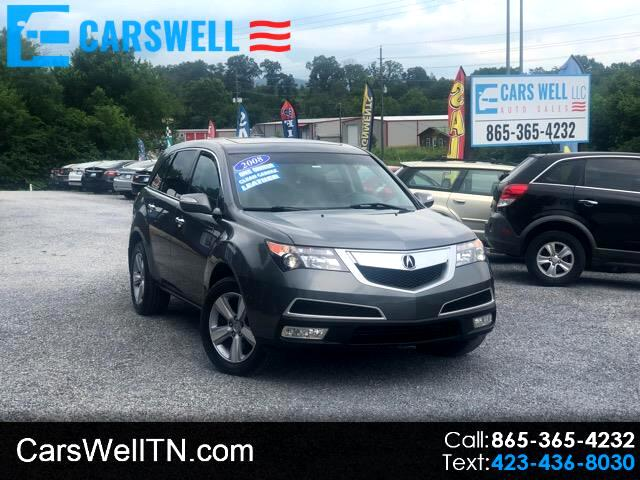 2010 Acura MDX 6-Spd AT