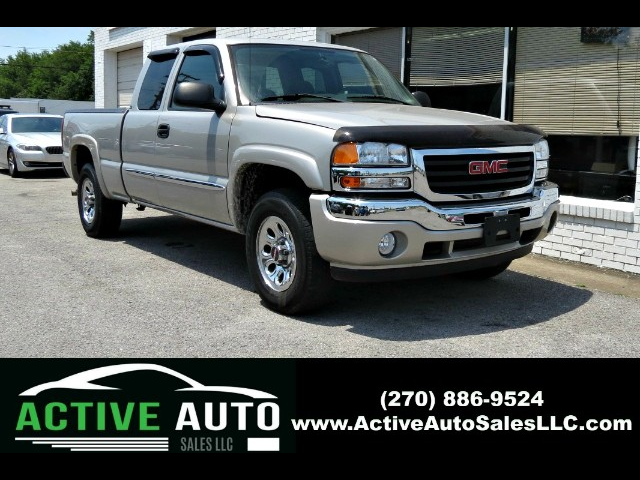 2006 GMC Sierra 1500 SLE1 Ext. Cab Short Bed 4WD